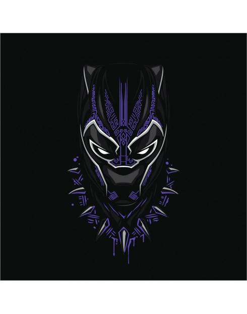 Pánské tričko s potiskem Black Panther