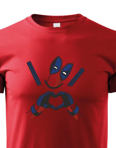 Dětské tričko DEADPOOL 2