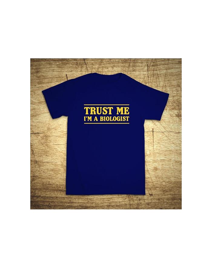 Trust me, I´m a biologist