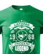 Dětské tričko Zrození legendy