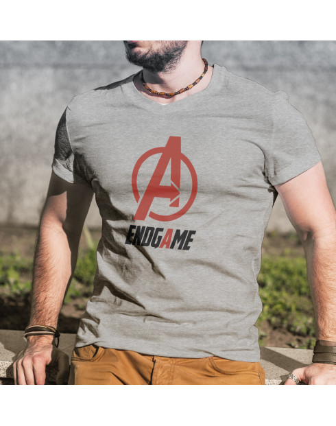 Pánské tričko s motivem Avengers EndGame