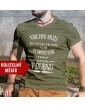 Pánské tričko Všichni muži jsou si rovni