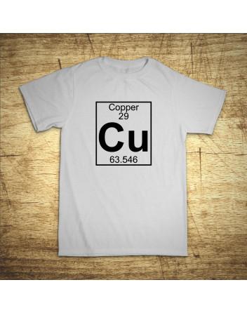 Cu - Meď