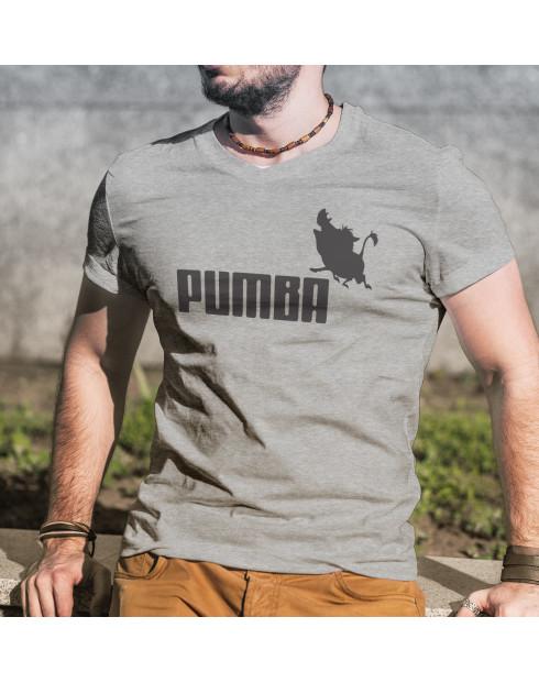 Pánské tričko s potiskem Pumba