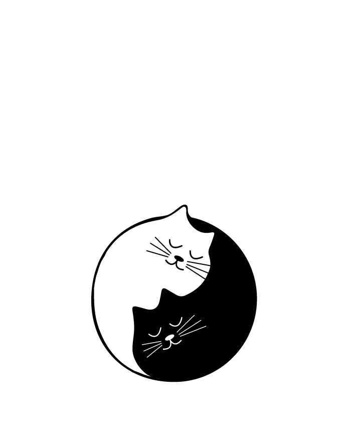 Dámské kočičí obrázky