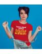 Tričko s potiskem pro maminku - Ideální máma