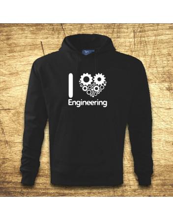 I love engineering