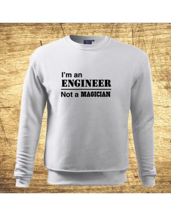 I am an engineer