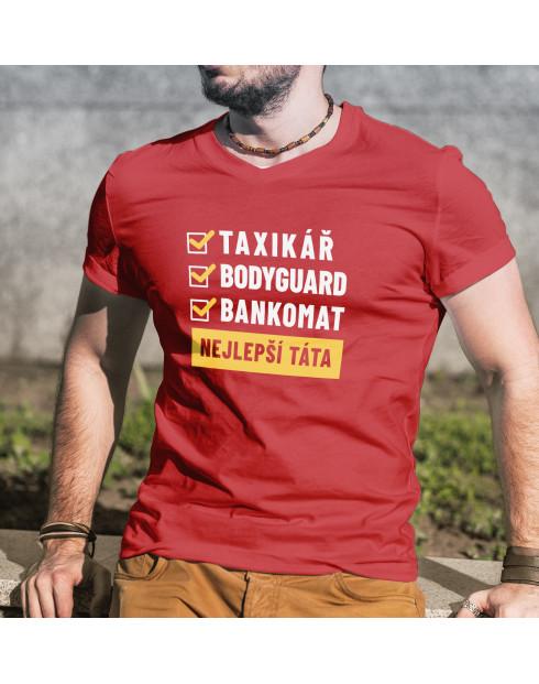 Pánské tričko Nejlepší táta