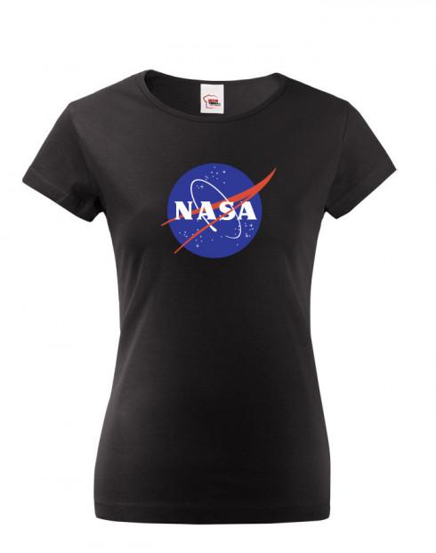 Dámské tričko s potiskem NASA
