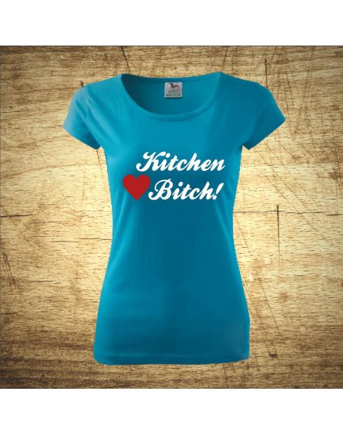 Kitchen bitch!