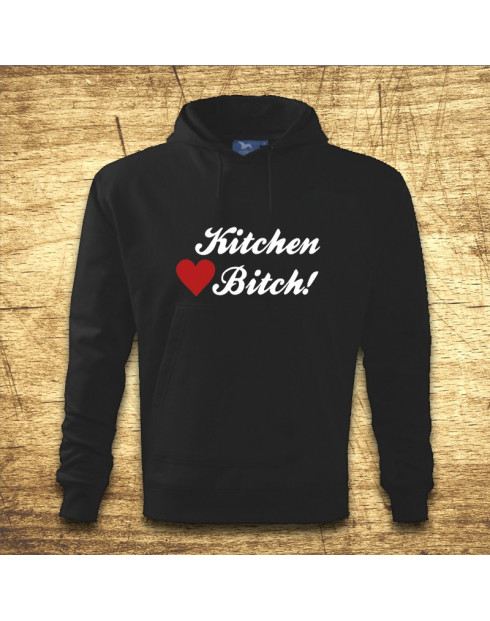 Kitchen bitch!