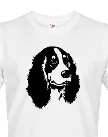 Pánské tričko s motivem Kokršpaněla