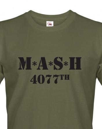 Tričko s potiskem MASH 4077 2