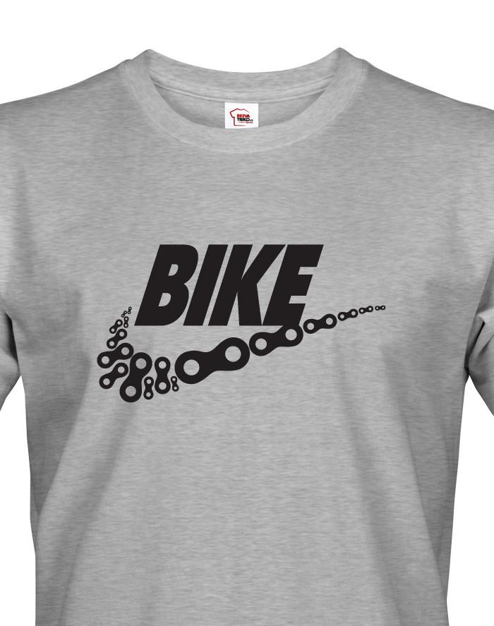 Pánské tričko pro cyklisty BIKE