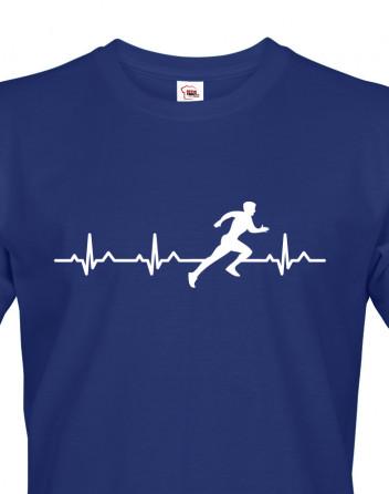 Pánské tričko Tep sprintera
