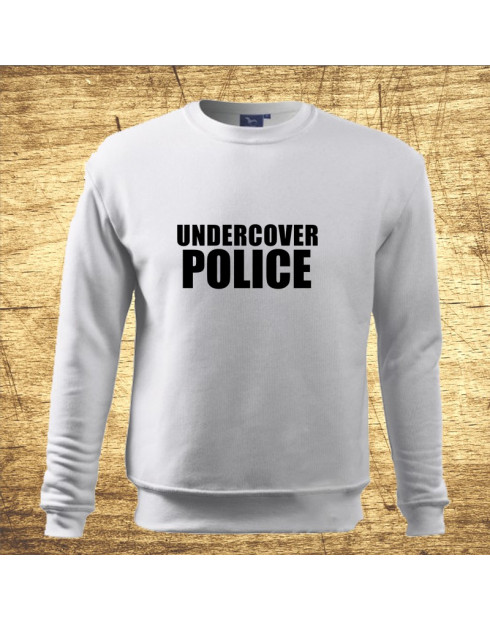 Undercover police