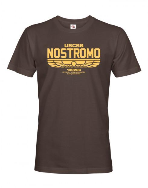 Pánské tričko USCSS Nostromo
