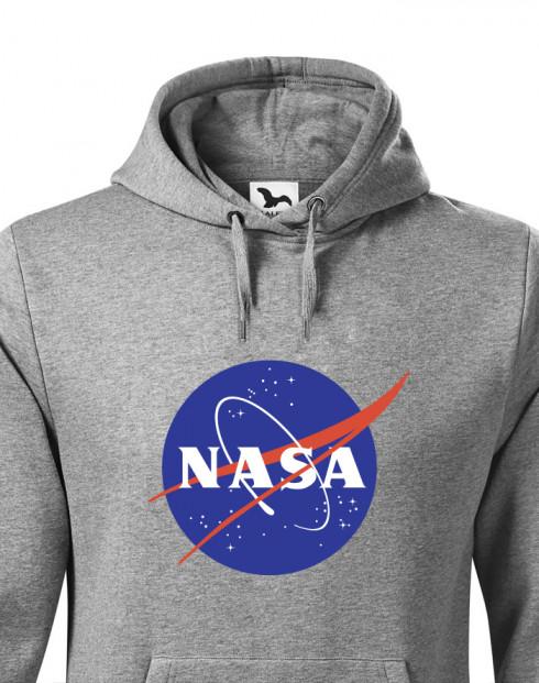 Pánská mikina s potiskem NASA