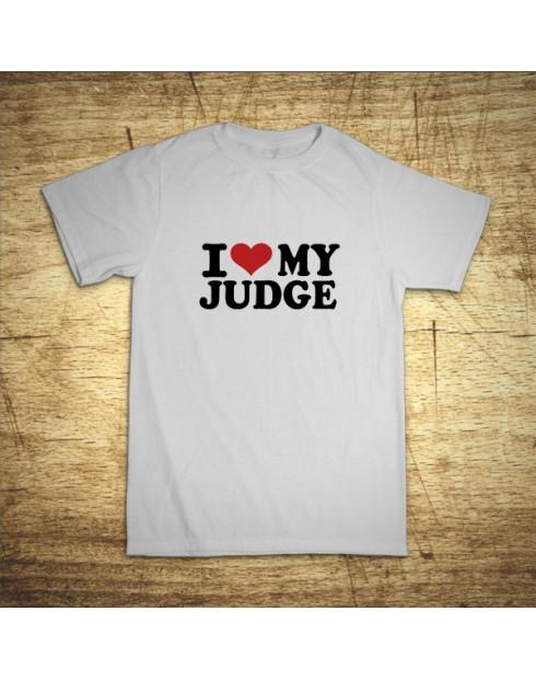I love my judge