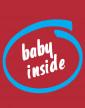 Těhotenské tričko Baby Inside