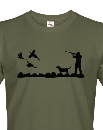 Tričko pro myslivce Lov