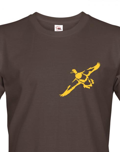 Tričko pro myslivce Kachna