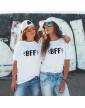 Dámská BFF trička pro kamarádky