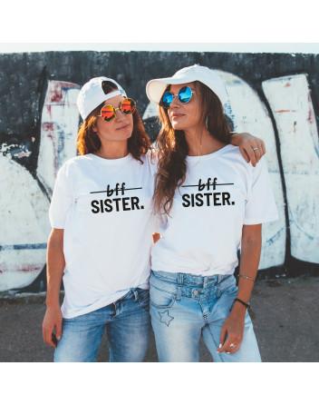 Dámská trička Best Friends Sister