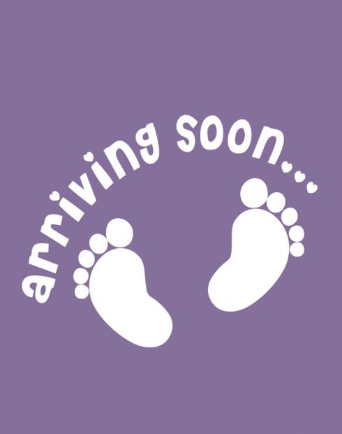 Vtipné tričko pro těhotné Arriving soon...