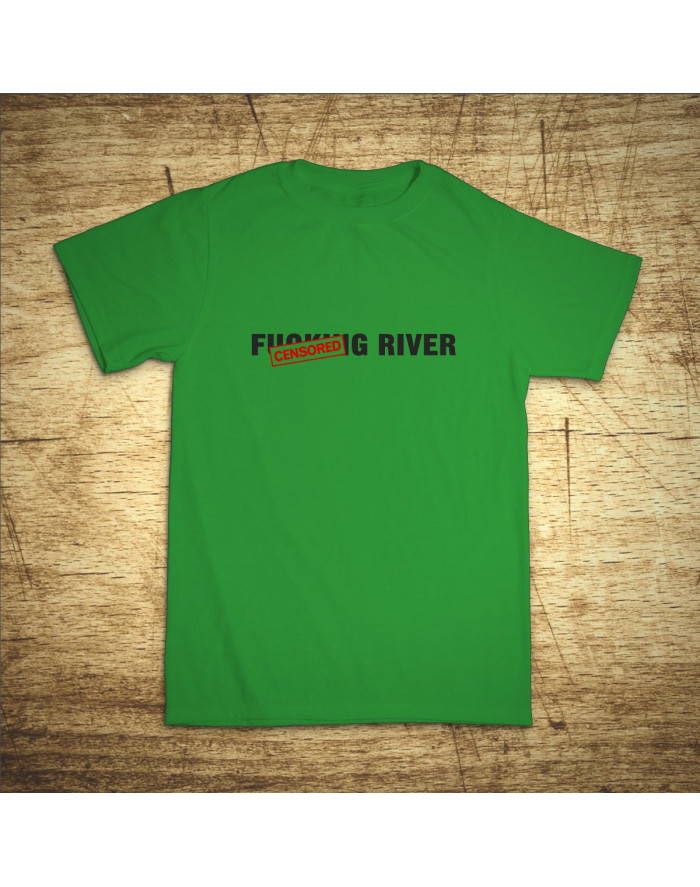 Fu*king river