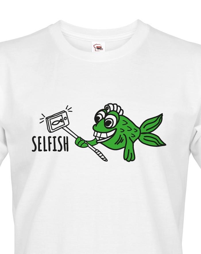 Pánské tričko Selfish