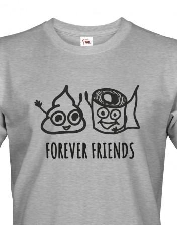 Pánské tričko Forever Friends