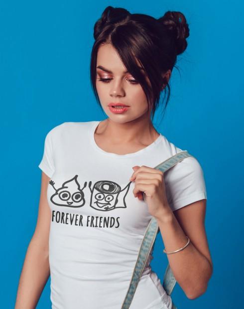 Dámské tričko Forever Friends