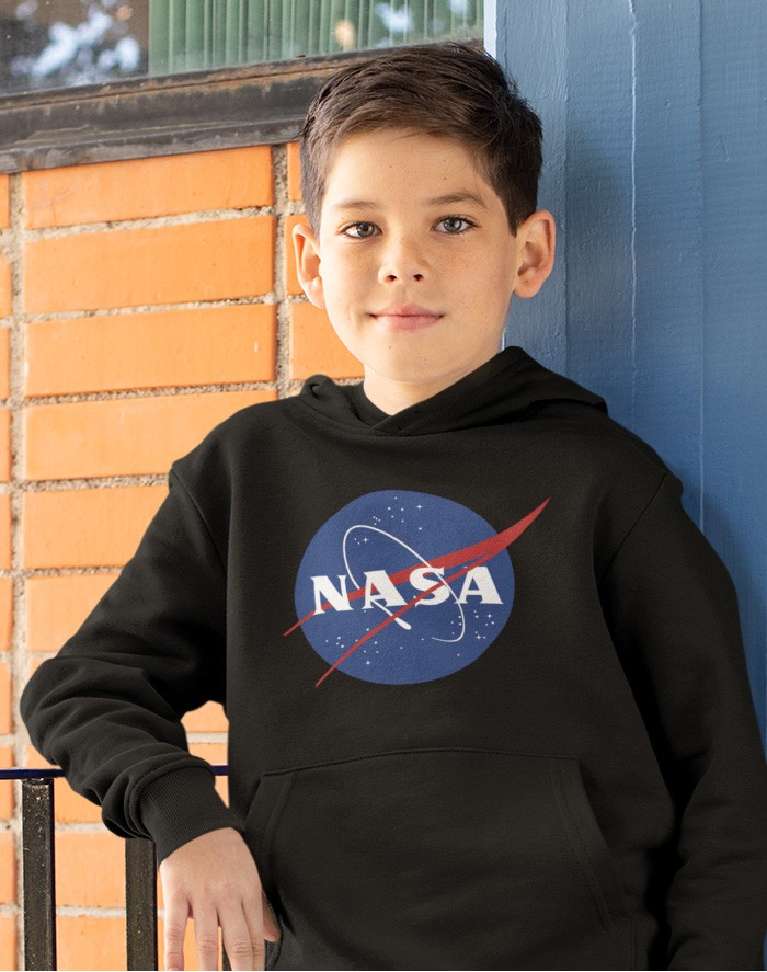 Dětská mikina s potiskem NASA
