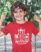 Dětské tričko Eat Sleep Fortnite Repeat