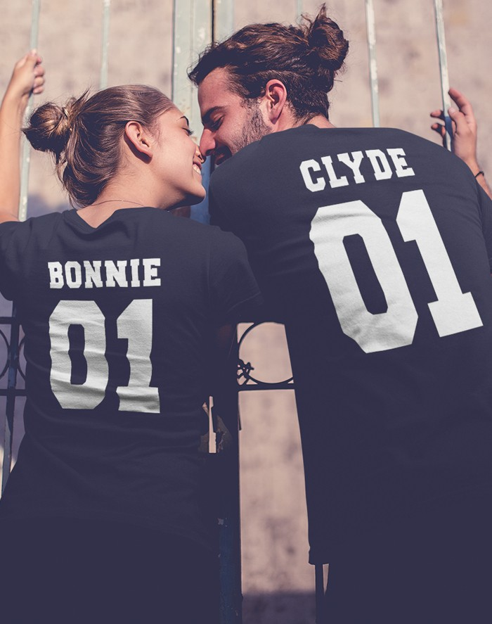 Trika pro páry Bonnie and Clyde 2