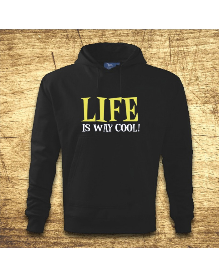 Life is way cool!