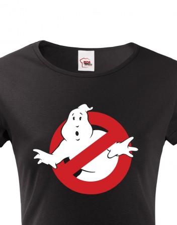 Dámské tričko Krotitelé duchů