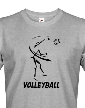 Pánské tričko Volejbal