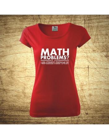 Math problems?