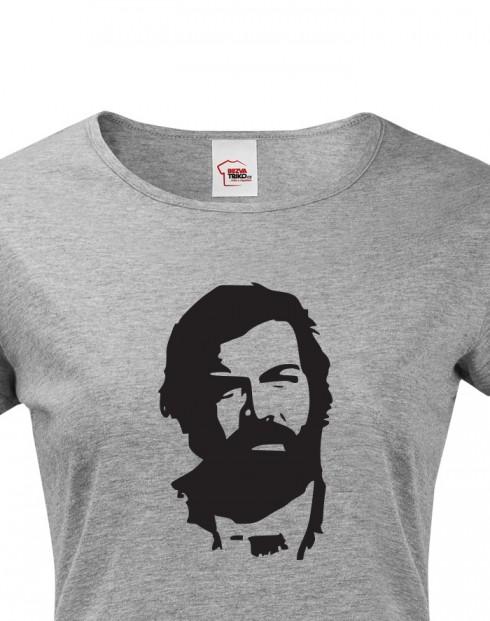 Dámské tričko Bud Spencer