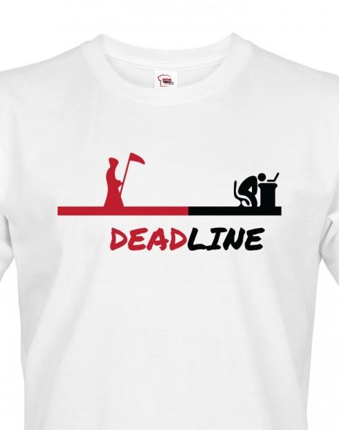 Pánské tričko Deadline