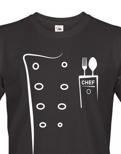 Pánské tričko Chef
