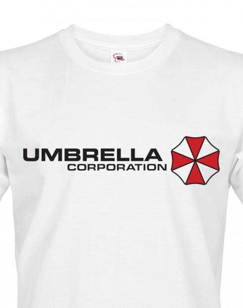 Pánské tričko Umbrella Corporation