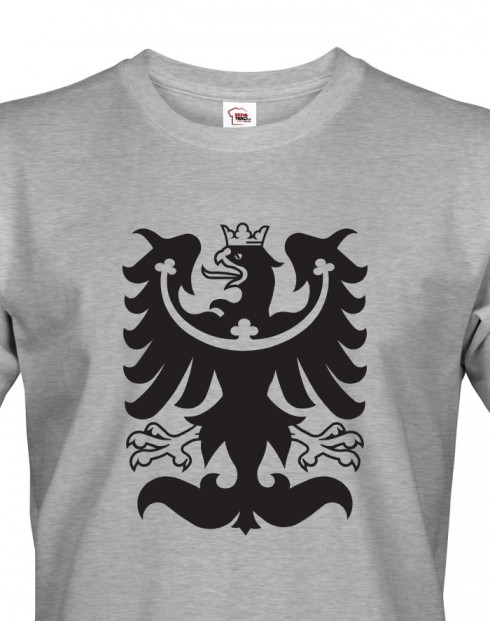Pánské tričko Slezská orlice