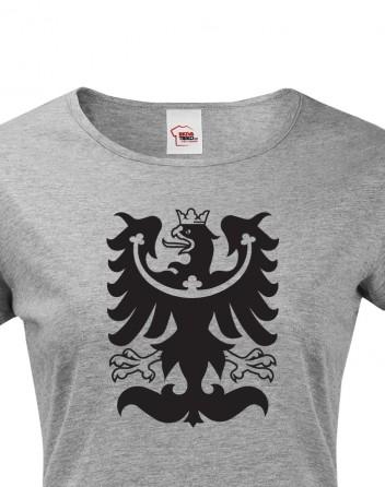 Dámské tričko Slezská orlice