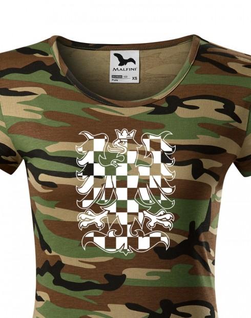 Dámské tričko Moravská orlice