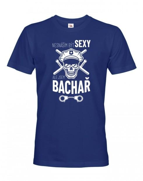 Pánské tričko Sexy Bachař