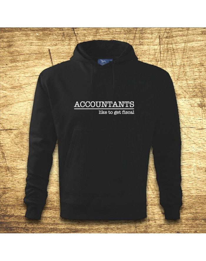 Accountants like to get fiscal